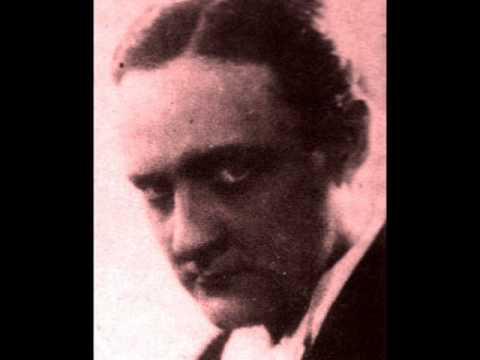 Polish tango: Tadeusz Faliszewski - Weź mnie (Take Me), 1933