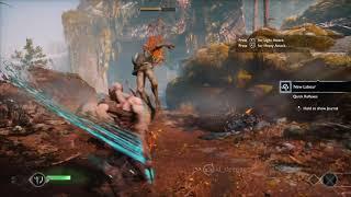 Kratos: God of Combo / God of War 4 (2018) / Coub Like / PS4