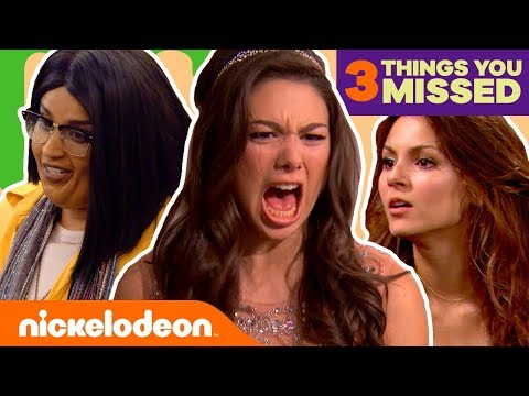 SCHOOL'S OUT FOR SUMMER! 😎 w/ The Substitute, The Thundermans & Victorious | #3ThingsYouMissed