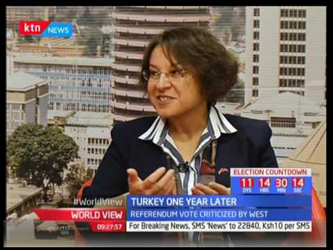 Bilateral relations between Kenya and Turkey especially after 2016 Turkish coup