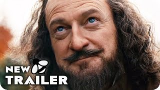 ALL IS TRUE Trailer (2018) Kenneth Branagh Shakespeare Movie