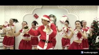 We wish you a merry Christmas - Học nhảy Zumba cùng Mr. Túc | SaigonDance