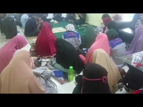 Doa untuk Muzakki YBM BRI oleh KS USU