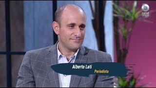 Todos a bordo - Periodista. Alberto Lati