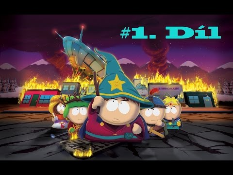 South Park: The Stick of Truth | Let's Play CZ/SK | Starý známý | 1.díl | Pc gameplay