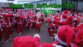 Rotary Santa Run Spijkenisse 2016