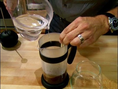 Alton Brown's Perfect Coffee | Food Network
