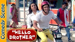 Salman Khan Comedy Scene - Hello Brother  - Arbaaz Khan - Rani Mukerji-  Shemaroo Bollywood Comedy