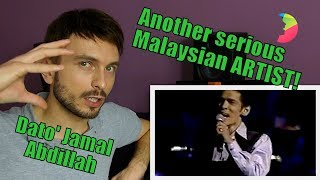 Vocal Coach YAZIK Reacts To Dato' Jamal Abdillah   Seroja (LIVE)