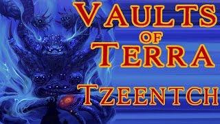 Vaults of Terra - (Chaos) Tzeentch