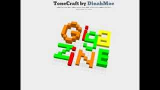 「ToneCraftbyDinahmoe」で作ったGIGAZINEロゴの音色はこんな感じ