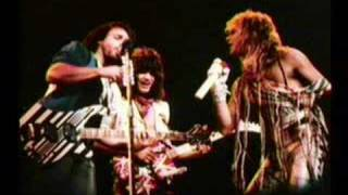 Van Halen - On Fire 1977 Studio Out Take