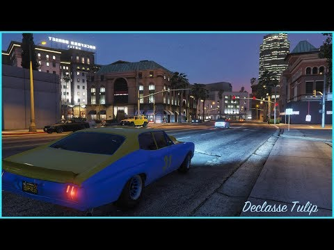 GTA Online Declasse Tulip Muscle Car Pricing And Customizations