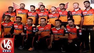 SunRisers Hyderabad Team Ready For IPL Season 2019 | V6 News