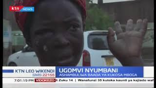 Mwanamke mmoja auguza majeraha Mombasa baada ya kupigwa na mumewe