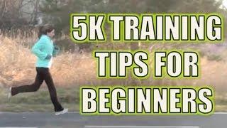 5K Training Tips for Beginners