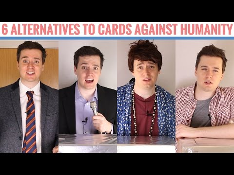 6 Alternative Games to Cards Against Humanity