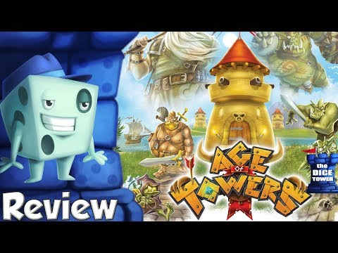 Age of Towers Review - with Tom Vasel