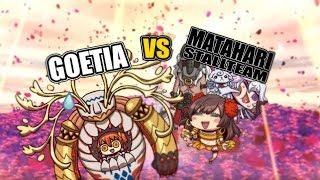 Mata Hari  - (Fate/Grand Order) - GOETIA with MATA HARI - SOLOMON Fate/GO