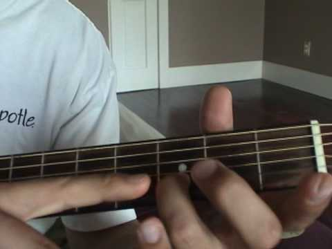 Basic Guitar Lesson (Chords in Key of G)