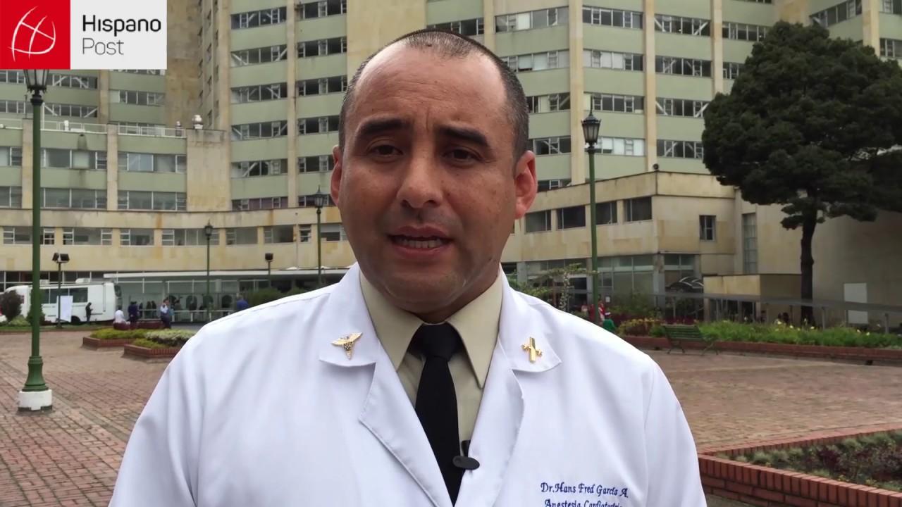Testimonio de un médico de guerra colombiano