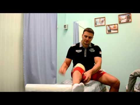 Электрофорез на коленный сустав методика