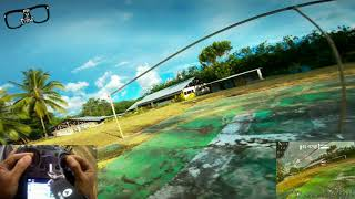 Get low and try not to touch the ground - Diko FPV
