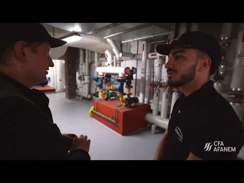 Video Technicien de maintenance