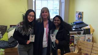 Two Abbey Park High School Students Start A Mood Awareness Group