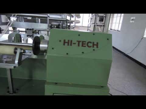 HT 300 Narrow Fabric Warping Machine