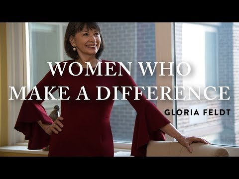 Sample video for Gloria Feldt