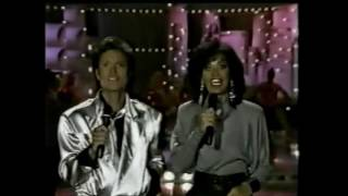 "Solid Gold (Season 4 / 1983) Mickey Gilley & Charly McClain - ""Paradise Tonight"""