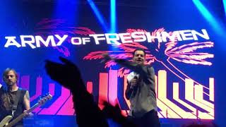 Army Of Freshmen ~ Live at Brixton Academy 17-02-2018