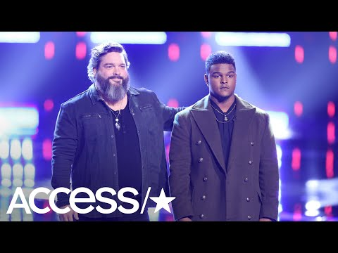 'The Voice': DeAndre Nico Reacts To Adam Levine's Polarizing Critique Before His Elimination (видео)