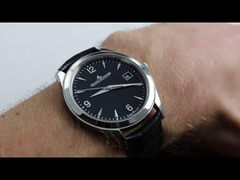 Jaeger-LeCoultre Master Control Q1548470 Watch Review