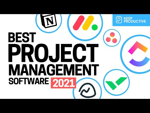 Top 7 Project Management Software for 2021