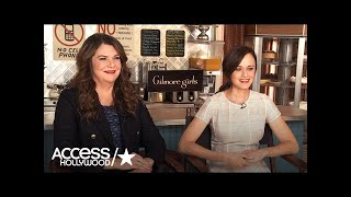 Gilmore Girls: Lauren Graham & Alexis Bledel On Where We Pick Up With Lorelai & Rory