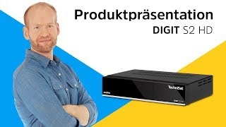 DIGIT S2 HD | HDTV-fähiger DigitalSat-Receiver | TechniSat