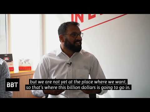 Video capture from YouTube video How does OYO plan to use a billion-dollar investment?