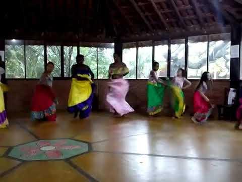 Carimbó da tia Lú - Espaço Cultural Dona Flora em Alcobaça Bahia Brasil.