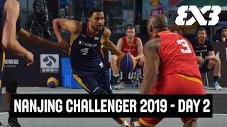 LIVE 🔴 - FIBA 3x3 Fountask Nanjing Challenger 2019 - Day 2 - Nanjing, China