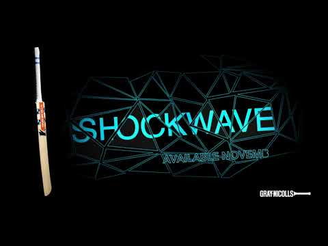 Gray-Nicolls Shockwave Players Junior Bat