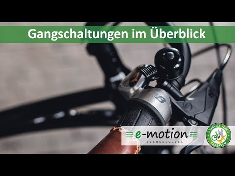 e-Bike Gangschaltung Kaufberatung   Kettenschaltung & Nabenschaltung im Überblick