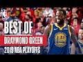 Best Plays From Draymond Green   2019 NBA Playoffs