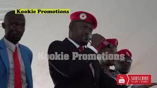 Muganda Wa Bobi Wine Chairman Nyanzi Ayogedde.