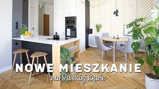 Nowe Mieszkanie Na Saskiej Kępie | HOME TOUR | Wnętrza Zewnętrza