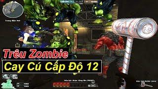 [ Bình Luận CF ] Dàn Trận Trêu Tức Zombie Cười Phọt Cơm | TQ97