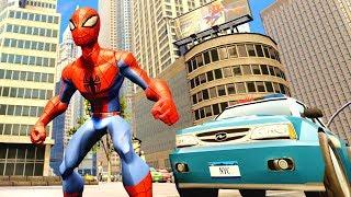 Örümcek Disney Infinity Görevlerini Yapıyor (Disney Infinity 3.0)