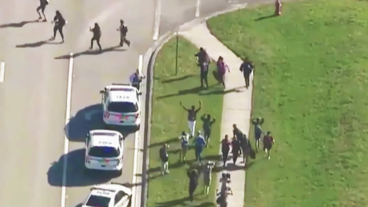BREAKING: Florida Mass Shooting Suspect In Custody thumbnail