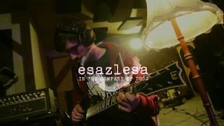 Video ESAZLESA - Bez lidí (RECORDING SESSION @ Tajný studio)